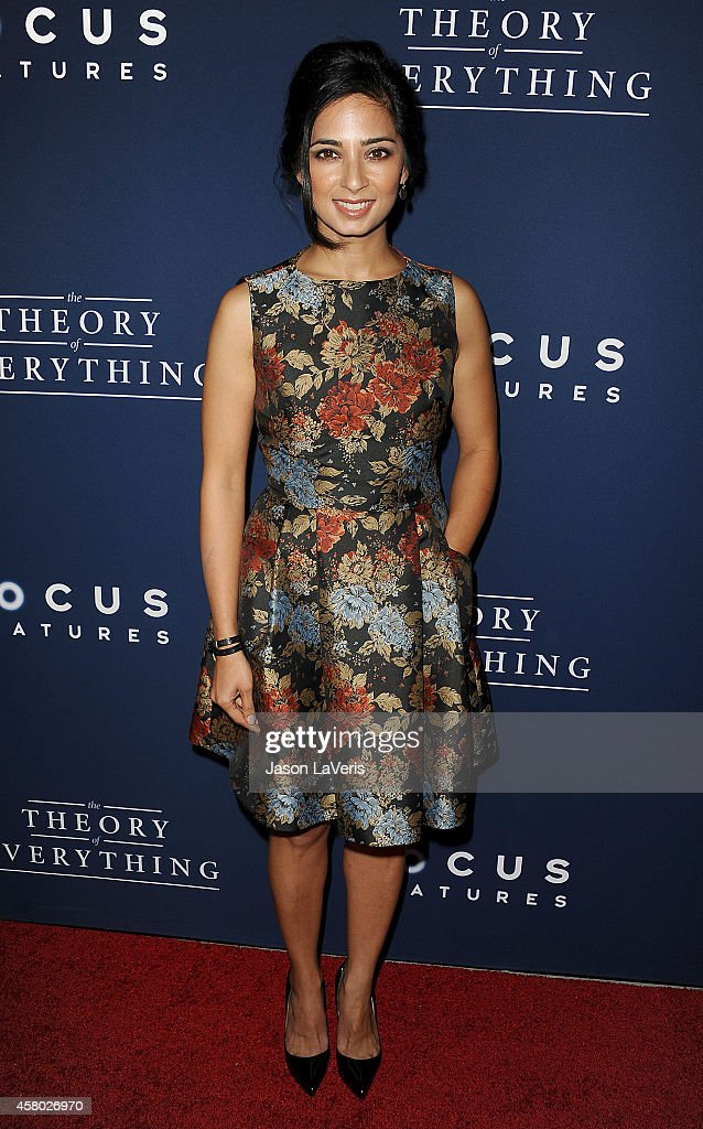 """The Theory Of Everything"" - Los Angeles Premiere : Nachrichtenfoto"