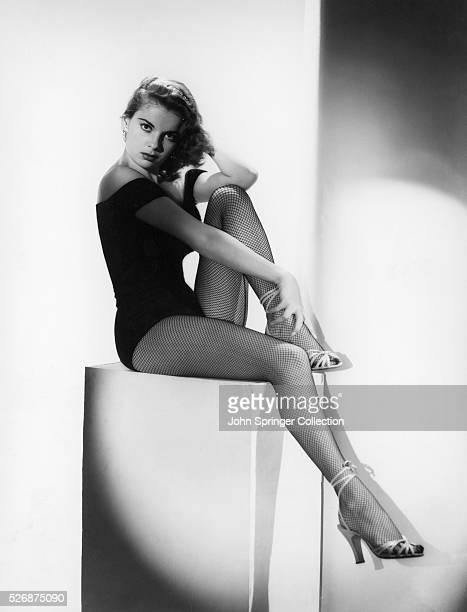 Actress Abbe Lane