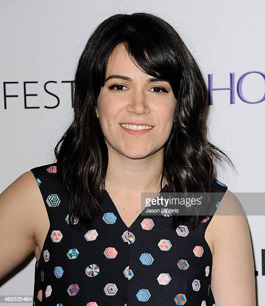 Actress Abbi Jacobson attends A Salute to Comedy Central at the 32nd annual PaleyFest at Dolby Theatre on March 7 2015 in Hollywood California