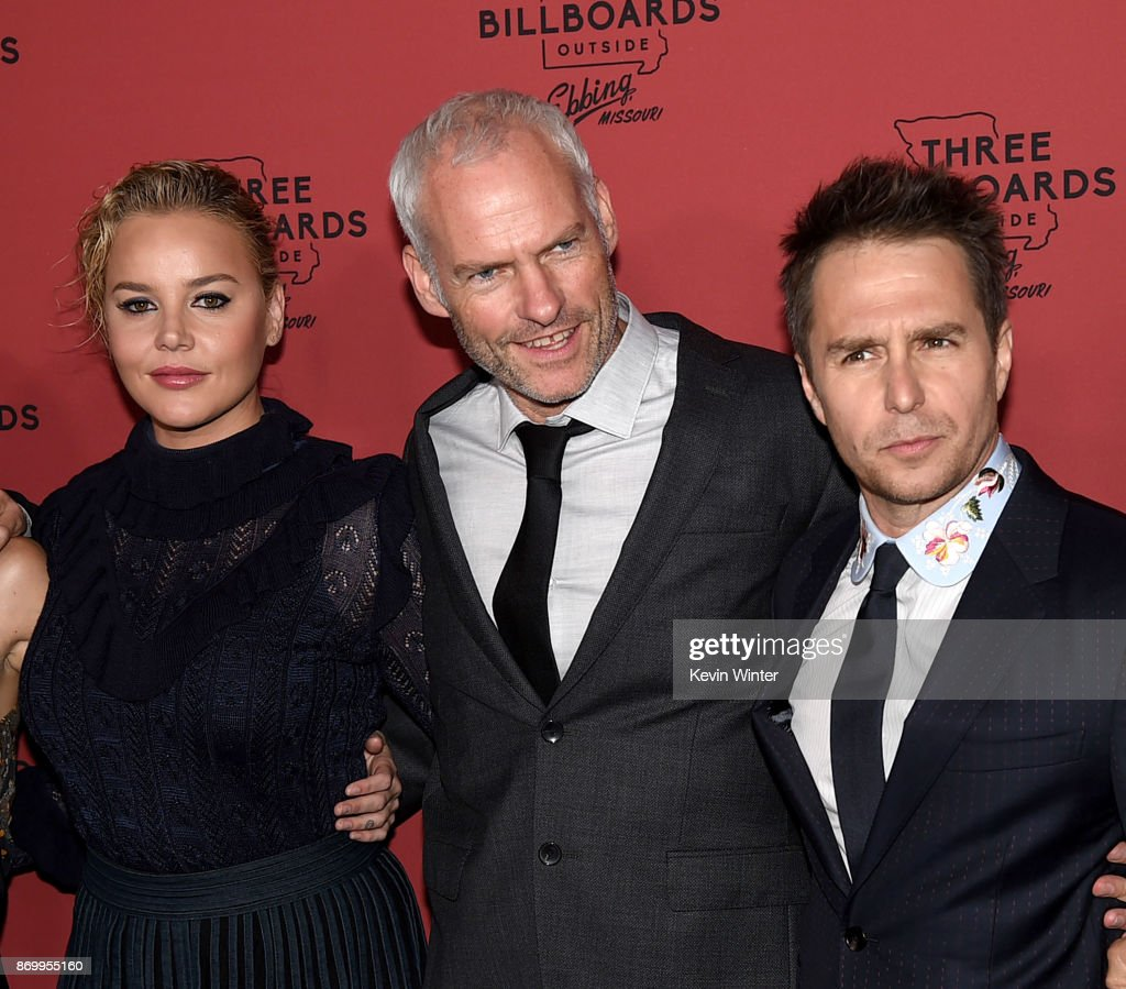 """Premiere Of Fox Searchlight Pictures' """"Three Billboards Outside Ebbing, Missouri"""" - Arrivals : News Photo"""