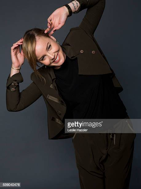 Actress Abbie Cornish is photographed for Glamourcom on April 18 2016 in New York City PUBLISHED IMAGE