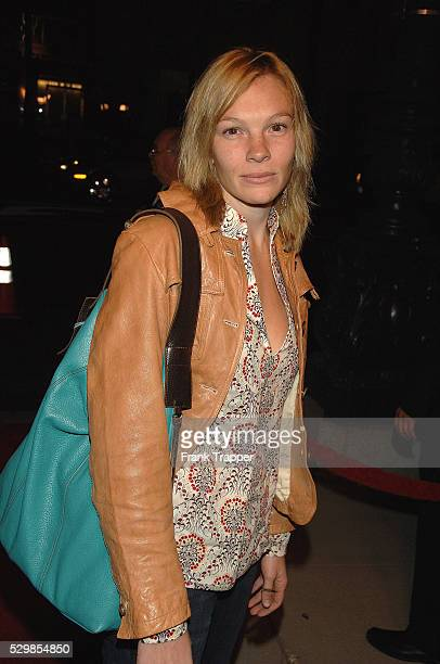 Actress Abby Brammell arrives at the premiere of 'Running With Scissors' held at the Academy of Motion Picture Arts and Sciences in Beverly Hills