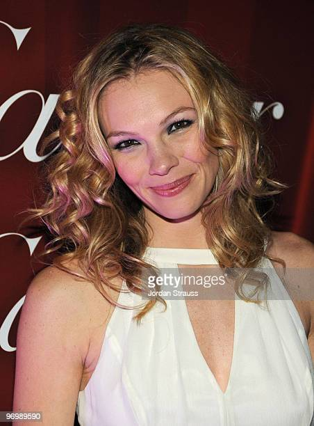 Actress Abby Brammell attends the 20th anniversary of the Palm Springs International Film Festival Awards Gala presented by Cartier held at the Palm...