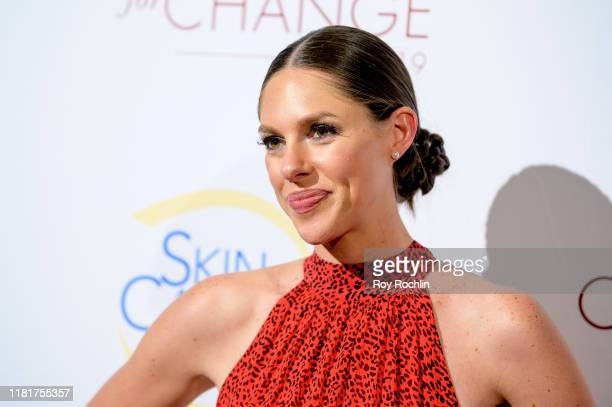 Actress Abby Huntsman attends the 2019 Skin Cancer Foundation's Champions For Change Gala at The Plaza Hotel on October 17, 2019 in New York City.