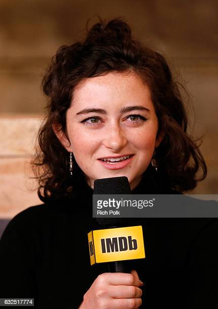 Actress Abby Quinn of 'Landline' attends The IMDb Studio featuring the Filmmaker Discovery Lounge presented by Amazon Video Direct Day Four during...