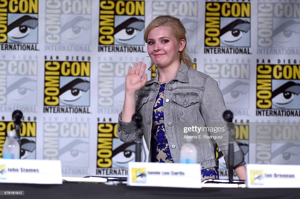 """Comic-Con International 2016 - """"Scream Queens"""" Panel : Nachrichtenfoto"""