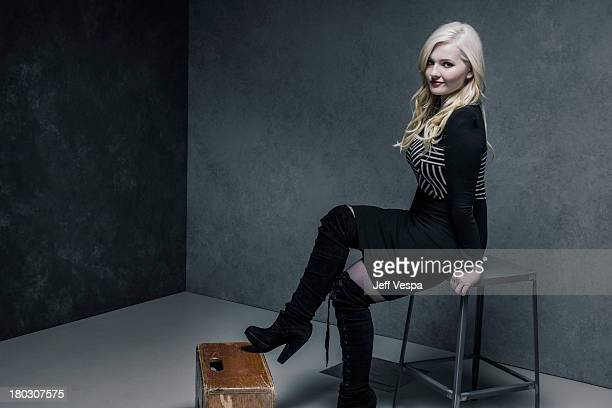 Actress Abigail Breslin is photographed at the Toronto Film Festival on September 10 2013 in Toronto Ontario