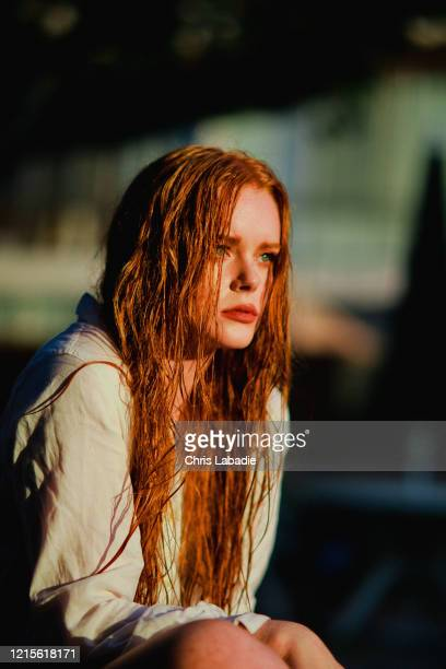 Actress Abigail Cowen is photographed on June 17 2019 in Los Angeles California