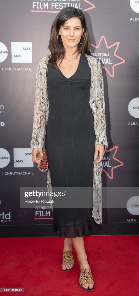 Actress Abigail Johns attends a photocall for the World Premiere of 'Lucid' during the 72nd Edinburgh International Film Festival at Cineworld on June 23, 2018 in Edinburgh, Scotland.