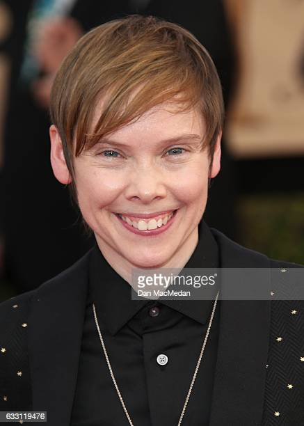 Actress Abigail Savage arrives at the 23rd Annual Screen Actors Guild Awards at The Shrine Expo Hall on January 29 2017 in Los Angeles California