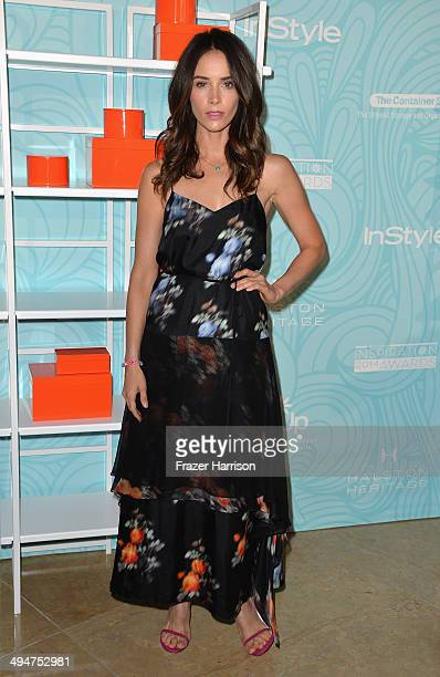 Actress Abigail Spencer arrives at the Step Up 11th Annual Inspiration Awards at The Beverly Hilton Hotel on May 30 2014 in Beverly Hills California