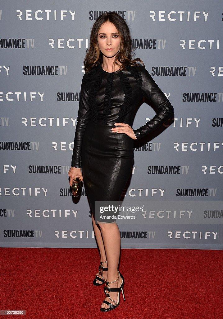 "SundanceTV's Series ""Rectify"" Season 2 Premiere"