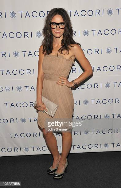 Actress Abigail Spencer attends 'Cirque du TACORI' at the Viceroy Hotel on October 12 2010 in Santa Monica California