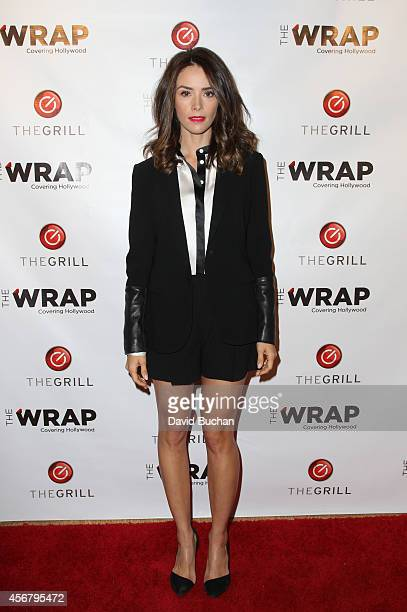Actress Abigail Spencer attends day two of TheWrap TheGrill 2014 at Montage Beverly Hills on October 7 2014 in Beverly Hills California