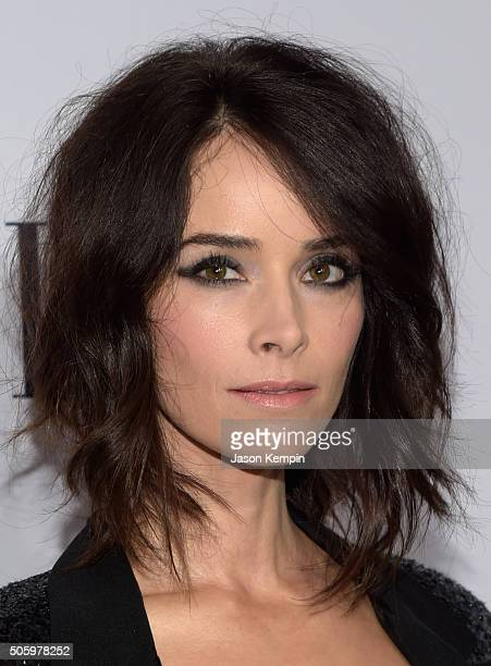 Actress Abigail Spencer attends ELLE's 6th Annual Women In Television Dinner at Sunset Tower Hotel on January 20 2016 in West Hollywood California