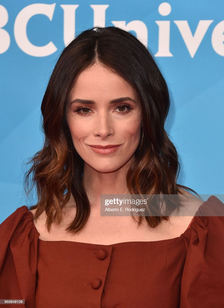 Actress Abigail Spencer attends NBCUniversal's Summer Press Day 2018 at The Universal Studios Backlot on May 2, 2018 in Universal City, California.