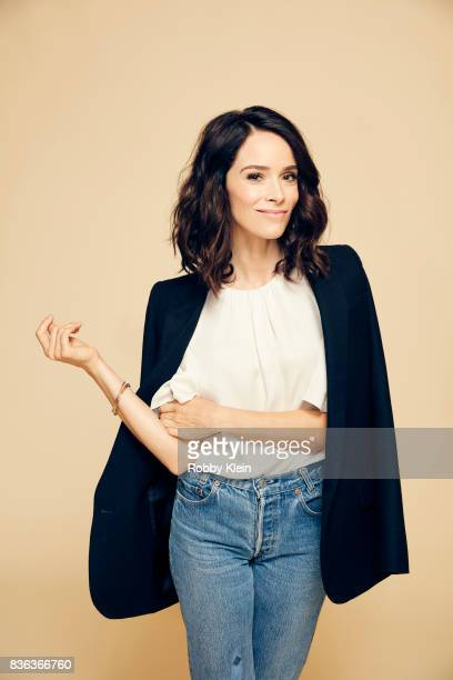 Actress Abigail Spencer from 'Rectify' poses for a portrait for The Wrap on October 26 2016 in Los Angeles California