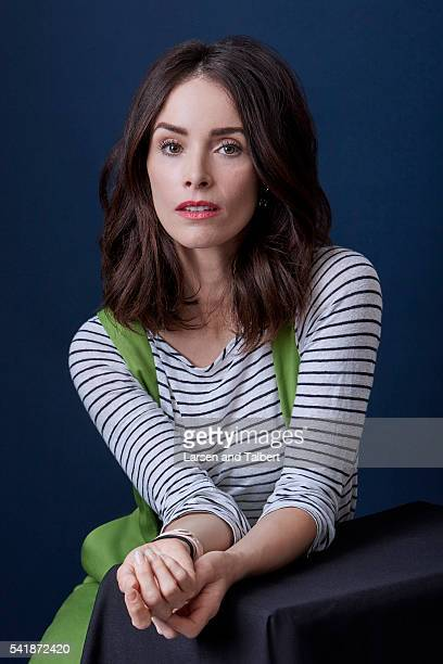 Actress Abigail Spencer is photographed for Entertainment Weekly Magazine at the ATX Television Fesitval on June 10 2016 in Austin Texas