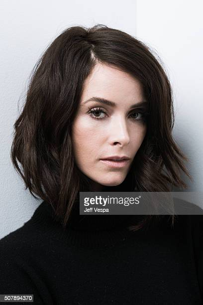 Actress Abigail Spencer of 'Rectify' poses for a portrait at the 2016 Sundance Film Festival on January 24 2016 in Park City Utah