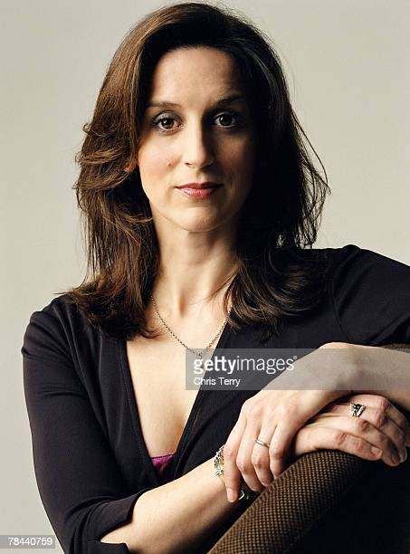 Actress Abigail Thaw poses for a portrait shoot for S Magazine in London on January 23 2005