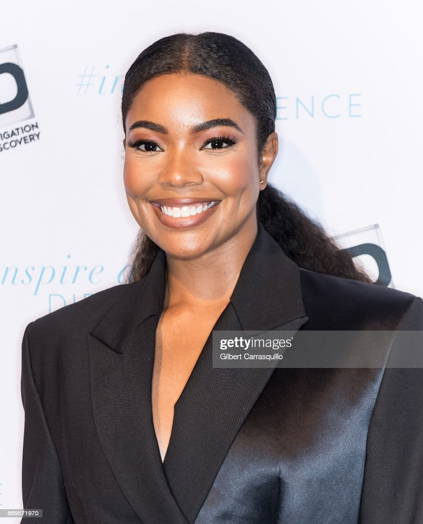 Actress, activist and author Gabrielle Union, representing The Rape Foundation, attends the 2017 Inspire A Difference Honors Event at Dream Hotel on November 2, 2017 in New York City.