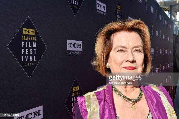Actress Actor Diane Baker attends The 50th Anniversary World Premiere Restoration of The Producers Opening Night Gala and Robert Osborne Award at the...