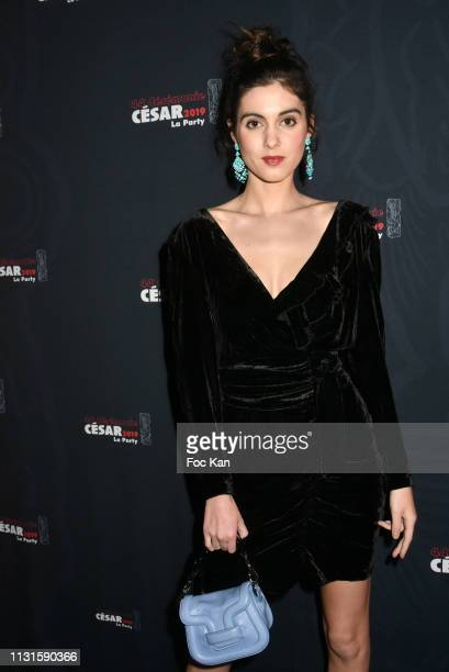 Actress actress Claire Chust attends the 44th Cesar Awards Ceremony After Party at L'Arc on February 22 2019 in Paris France