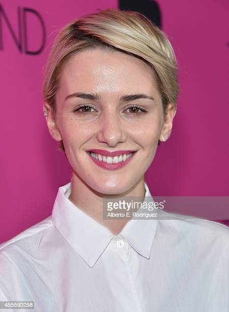 Actress Addison Timlin arrives to the premiere of eOne Films' 'Two Night Stand' at the TCL Chinese 6 Theatres on September 16 2014 in Hollywood...
