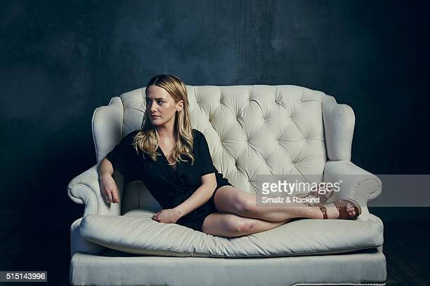 Actress Addison Timlin of 'Little Sister' is photographed in the Getty Images SXSW Portrait Studio powered by Samsung at the Samsung Studio on March...