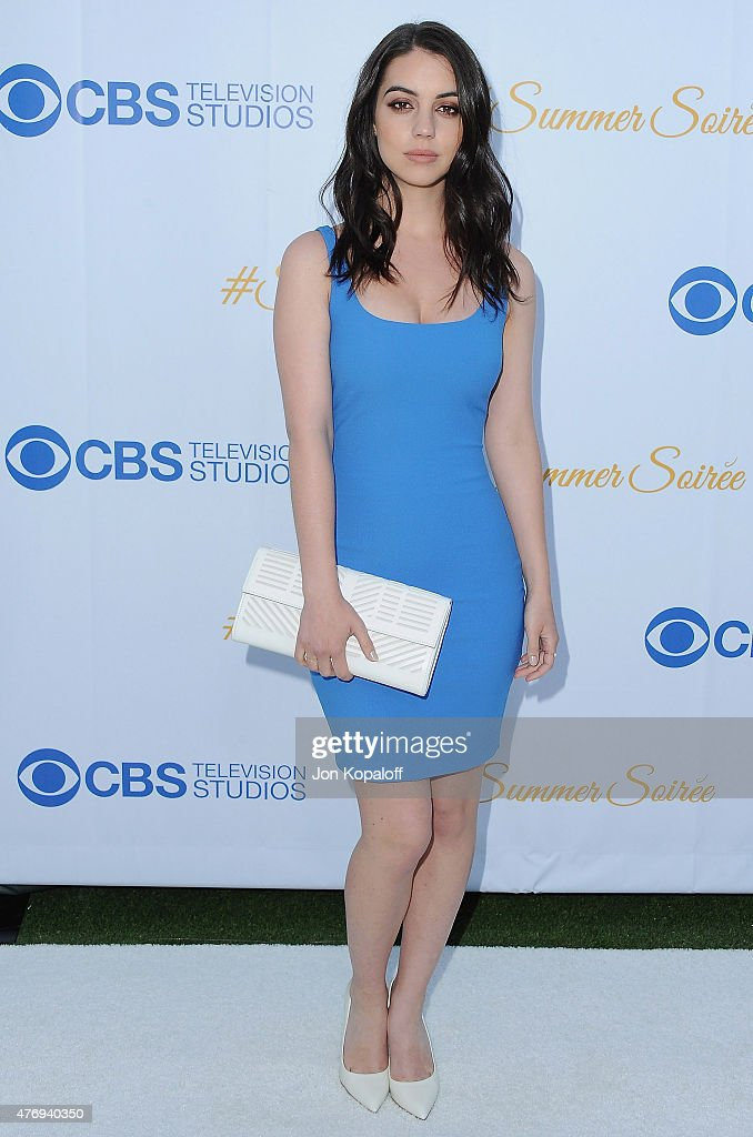 Actress Adelaide Kane arrives at CBS Television Studios 3rd Annual Summer Soiree Party at The London Hotel on May 18, 2015 in West Hollywood, California.