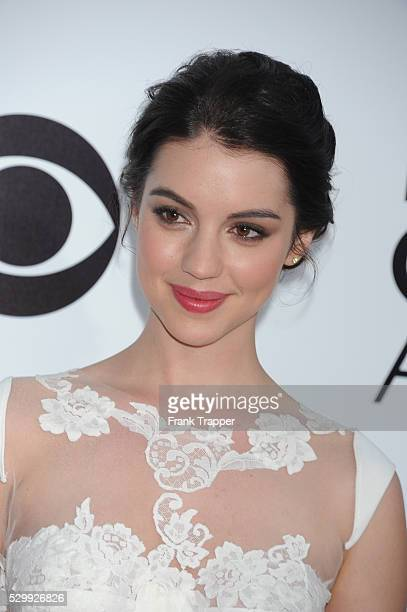 Actress Adelaide Kane arrives at The 40th Annual People's Choice Awards held at Nokia Theatre LA Live