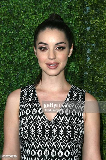 Actress Adelaide Kane attends the 4th Annual CBS Television Studios Summer Soiree at Palihouse on June 2 2016 in West Hollywood California
