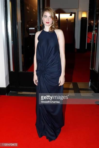 Actress Adele Haenel attends the Cesar Film Awards 2019 at Salle Pleyel on February 22 2019 in Paris France