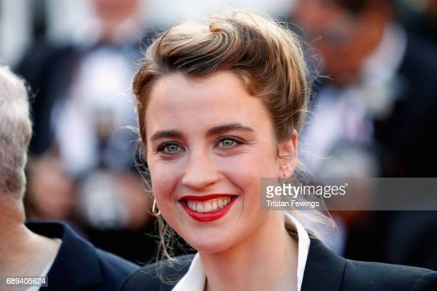 Actress Adele Haenel attends the Closing Ceremony of the 70th annual Cannes Film Festival at Palais des Festivals on May 28 2017 in Cannes France