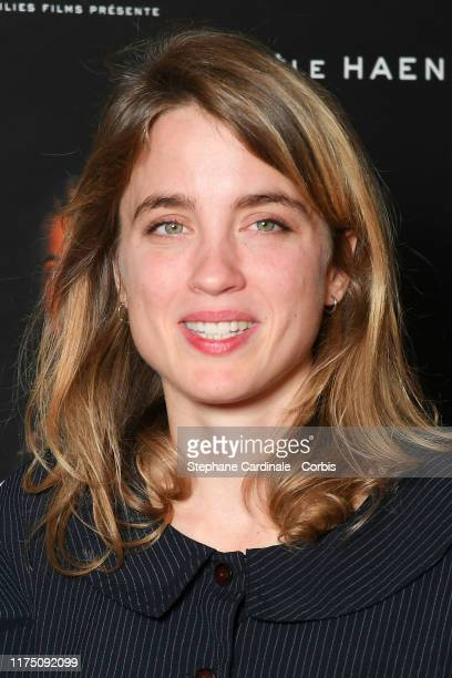 Actress Adele Haenel attends the Premiere of 'Portrait de la Jeune Fille En Feu' at UGC Les Halles on September 16 2019 in Paris France