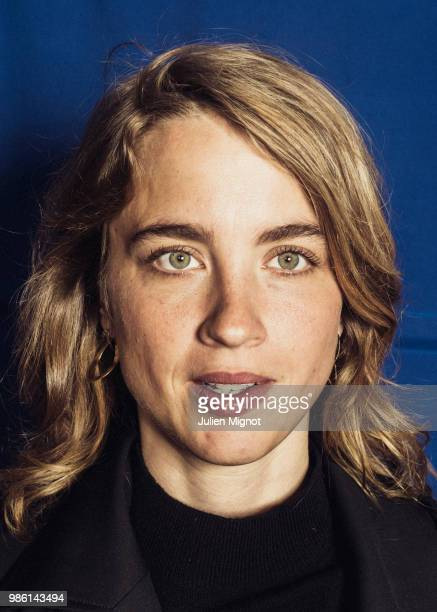 Actress Adele Haenel is photographed for Grazia Daily on May 2018 in Cannes France