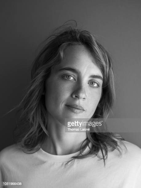 Actress Adele Haenel is photographed for Self Assignment on May 2018 in Cannes France