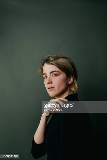 Actress Adele Haenel poses for a portrait on May 18 2019 in Cannes France
