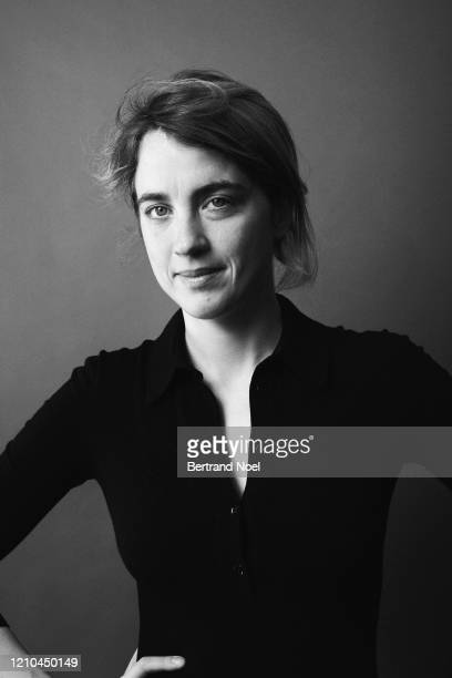 Actress Adele Haenel poses for a portrait on May 18, 2019 in Cannes, France.