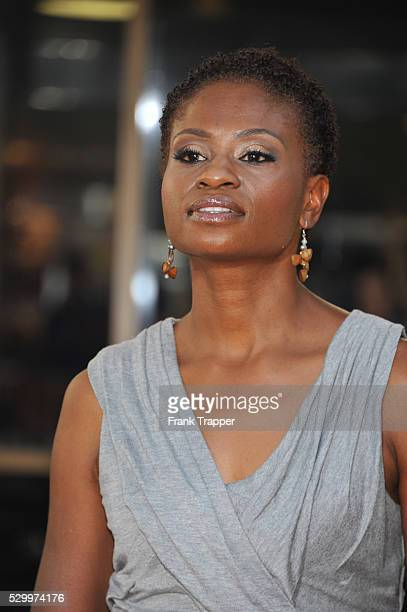 Actress Adina Porter arrives at the premiere of HBO's 'True Blood'' Season 4 at the ArcLight Cinemas Cinerama Dome in Hollywood