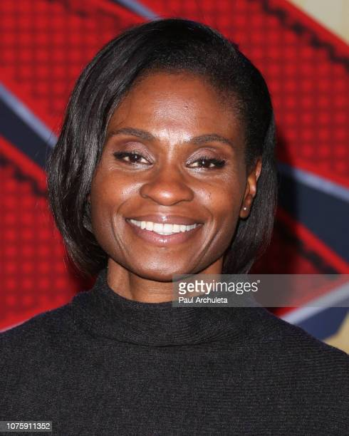 Actress Adina Porter attends the world premiere of Sony Pictures Animation and Marvel's 'SpiderMan Into The SpiderVerse' at The Regency Village...