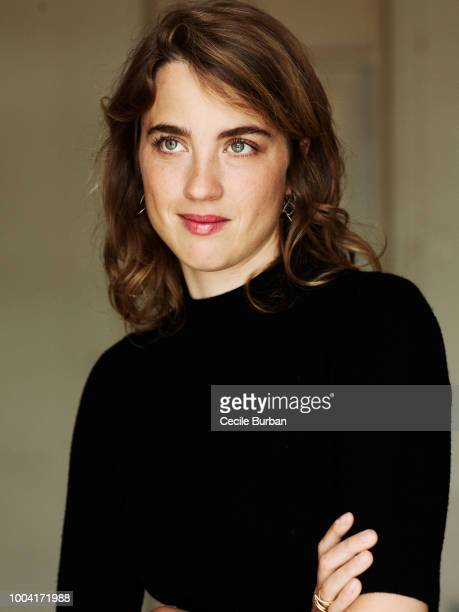 Actress Adèle Haenel is photographed for Self Assignment on May 2018 in Cannes France