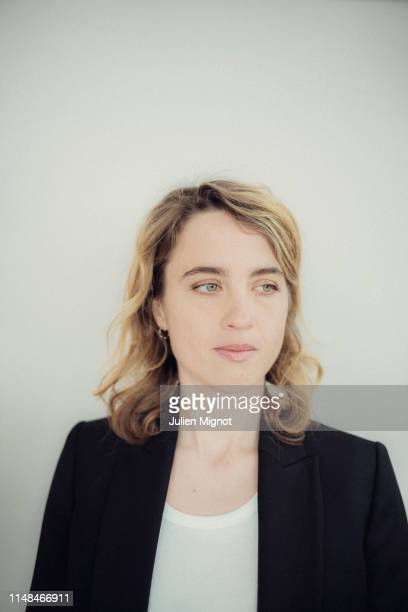 Actress Adèle Haenel poses for a portrait on May 15 2019 in Cannes France