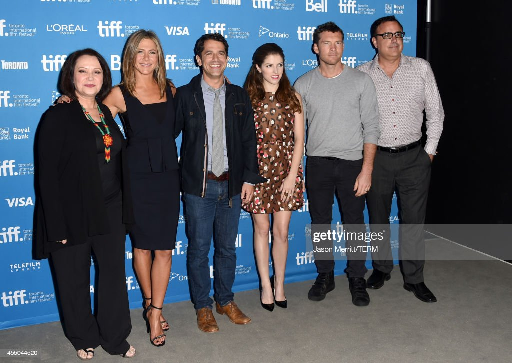 """Cake"" Press Conference 2014 Toronto International Film Festival"