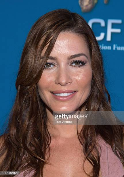 Actress Adriana Fonseca attends opening night of the 2nd Annual Asian World Film Festival at ArcLight Cinemas on October 24 2016 in Culver City...
