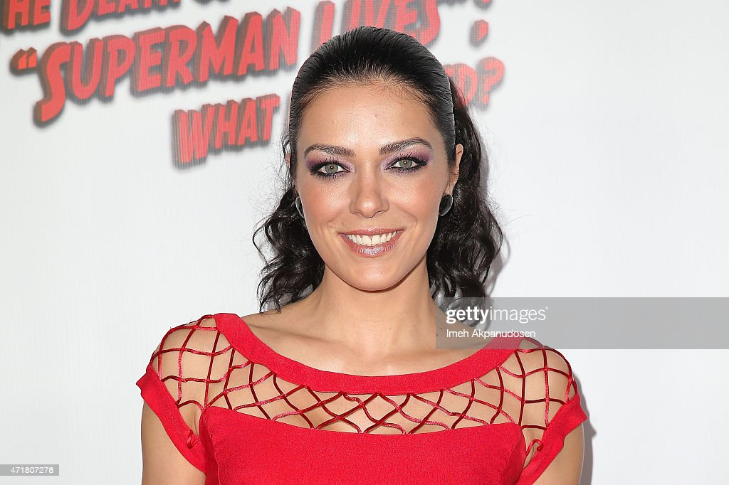 """The World Premiere Of """"The Death Of """"Superman Lives"""": What Happened?"""" At The Egyptian Theatre In Hollywood : News Photo"""