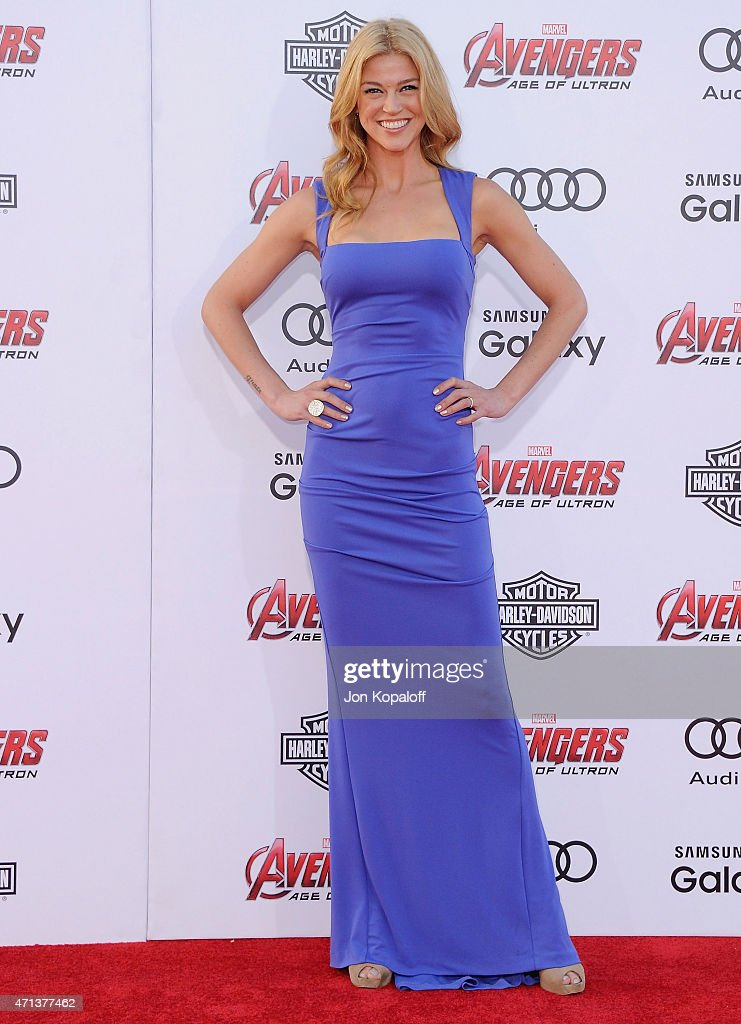 "Marvel's ""Avengers Age Of Ultron""  - Los Angeles Premiere - Arrivals"