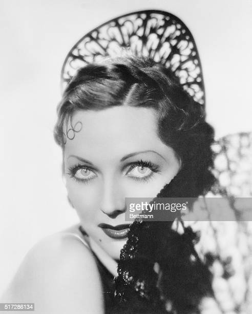Actress Adrienne Ames of Paramount Pictures