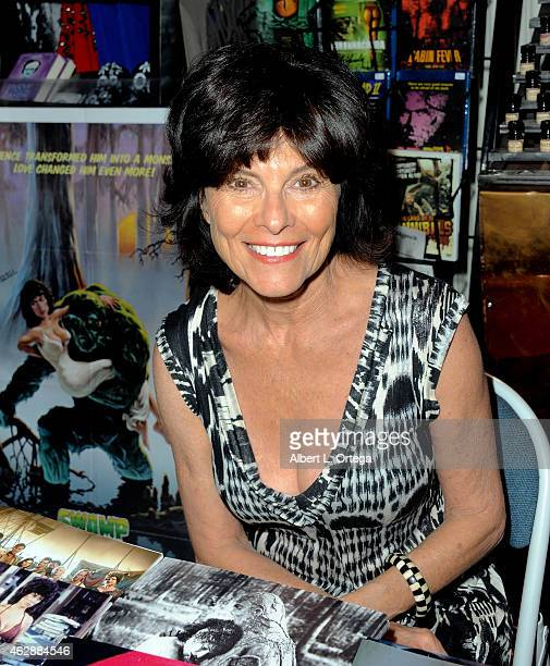 Actress Adrienne Barbeau at the Second Annual David DeCoteau's Day Of The Scream Queens held at Dark Delicacies Bookstore on January 25, 2015 in...