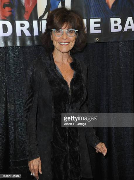 Actress Adrienne Barbeau attends Halloween Con 40 Years Of Terror held at Pasadena Civic Center on October 13 2018 in Pasadena California
